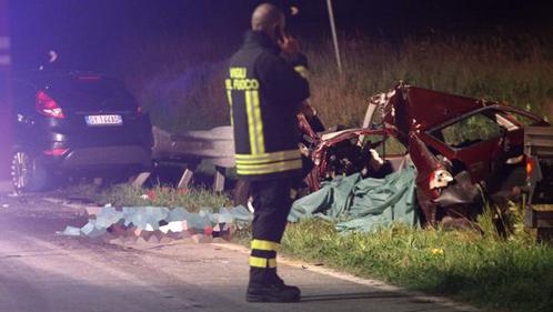 Incidente Melzo-Monza