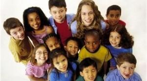bambini multietnici
