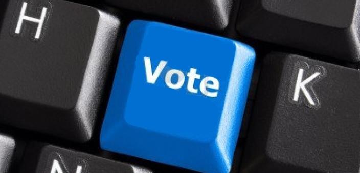 VOTA ON LINE