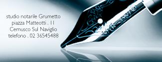 Studio Notaio Grumetto