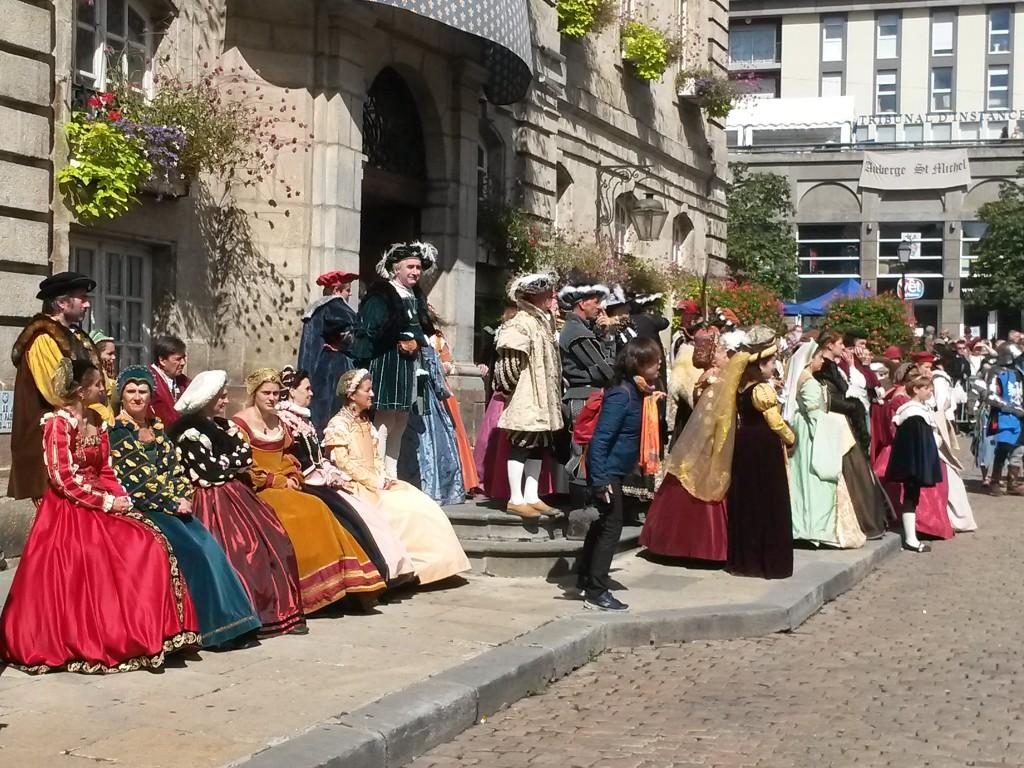 Foto festa a Le Puy