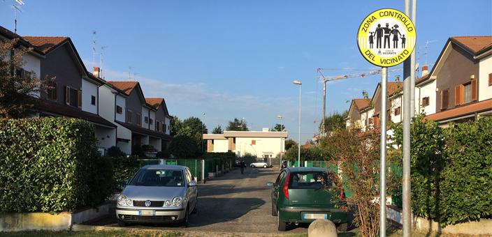 Segrate sicurezza: il controllo di vicinato parte dal quartiere dei mulini