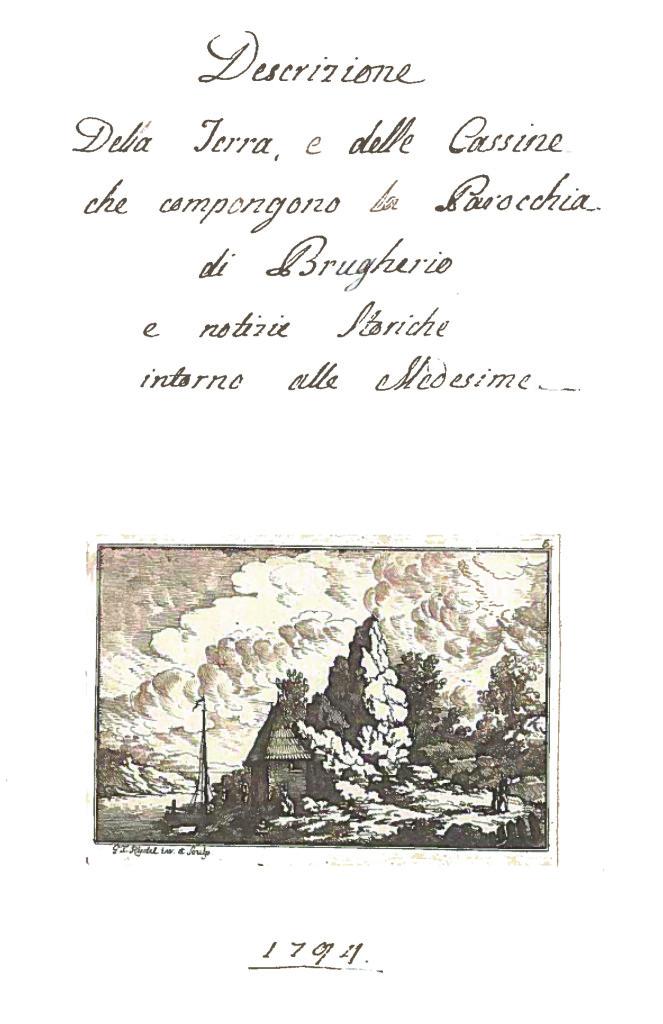 Brugherio dopo 400 anni, ecco un inedito manoscritto sulla storia della cittÀ