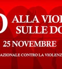 25 novembre brugherio teli rossi in cittÀ, un convegno e un pomeriggio di riflessione