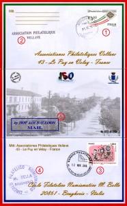 biglietto postale Circolo Filatelico ritorno-1