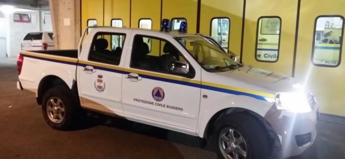 protezione civile bussero