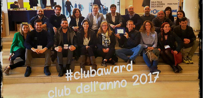 Lo di Enjoy è il club dell'anno