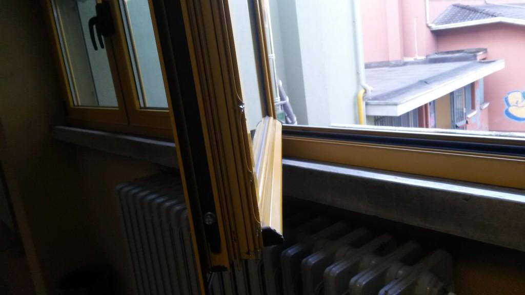 La finestra forzata