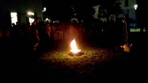 Il fuoco sacro