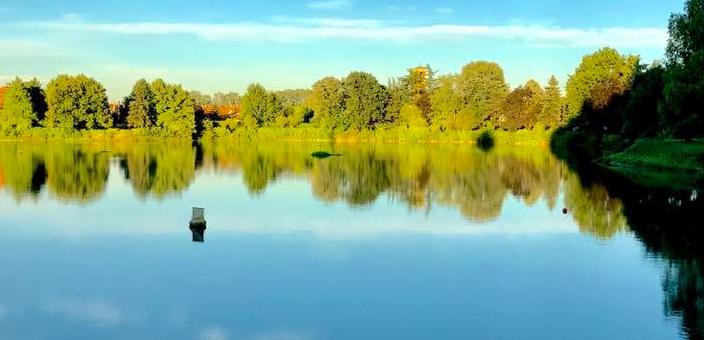 Lago naturale Gardanella