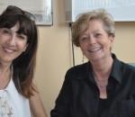 In foto, da sinistra: Paola Malcangio e Olivia Mabellini