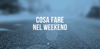 eventi weekend 6 settembre