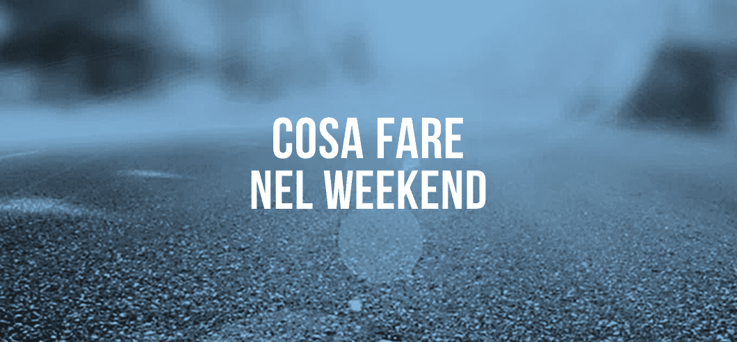 eventi weekend 20 settembre
