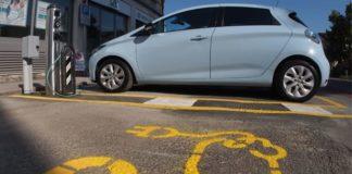 Colonnine elettriche per auto elettriche