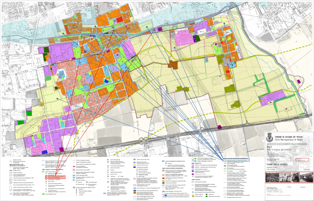 Progetto PLIS aree Cassina