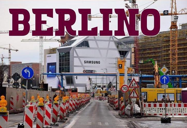 Berlino, mostra fotografica di Stefano Comi