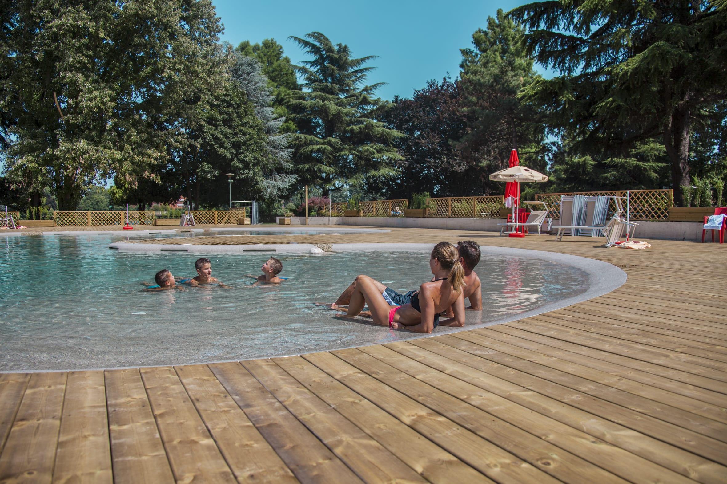 La piscina di Ayland
