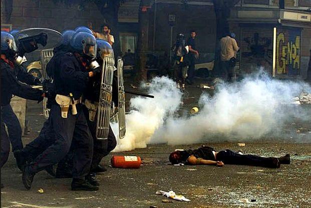 G8 Genova, diciotto anni dopo: una testimonianza diretta - Fuori dal Comune