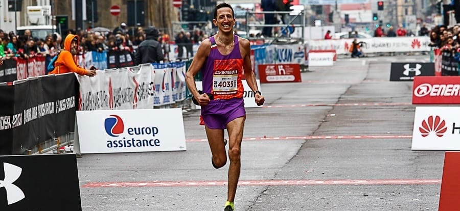 programma di dieta per i corridori di mezza maratona