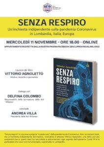 Vittorio Agnoletto - Senza respiro